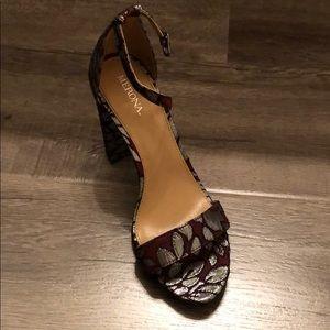 Merona Shoes - Block Heels